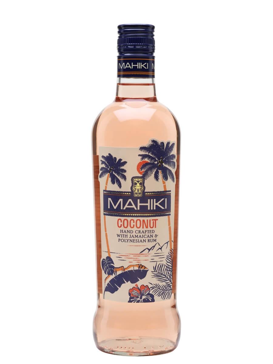 Malibu rum coffee glass spirit tumbler