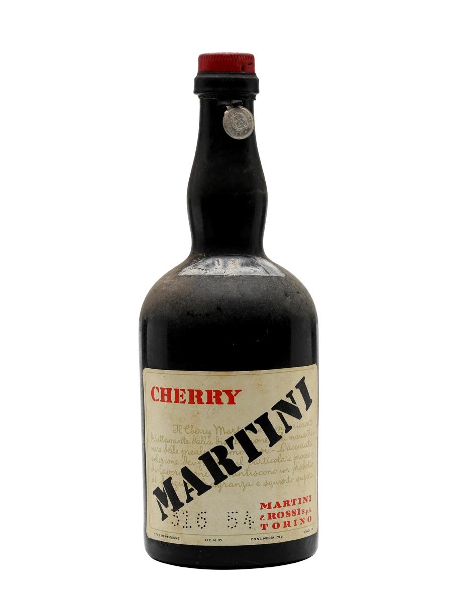 Cherry Martini / Bot.1950s