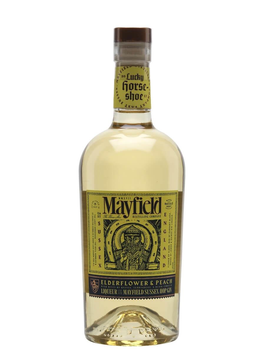 Mayfield Elderflower and Peach Liqueur