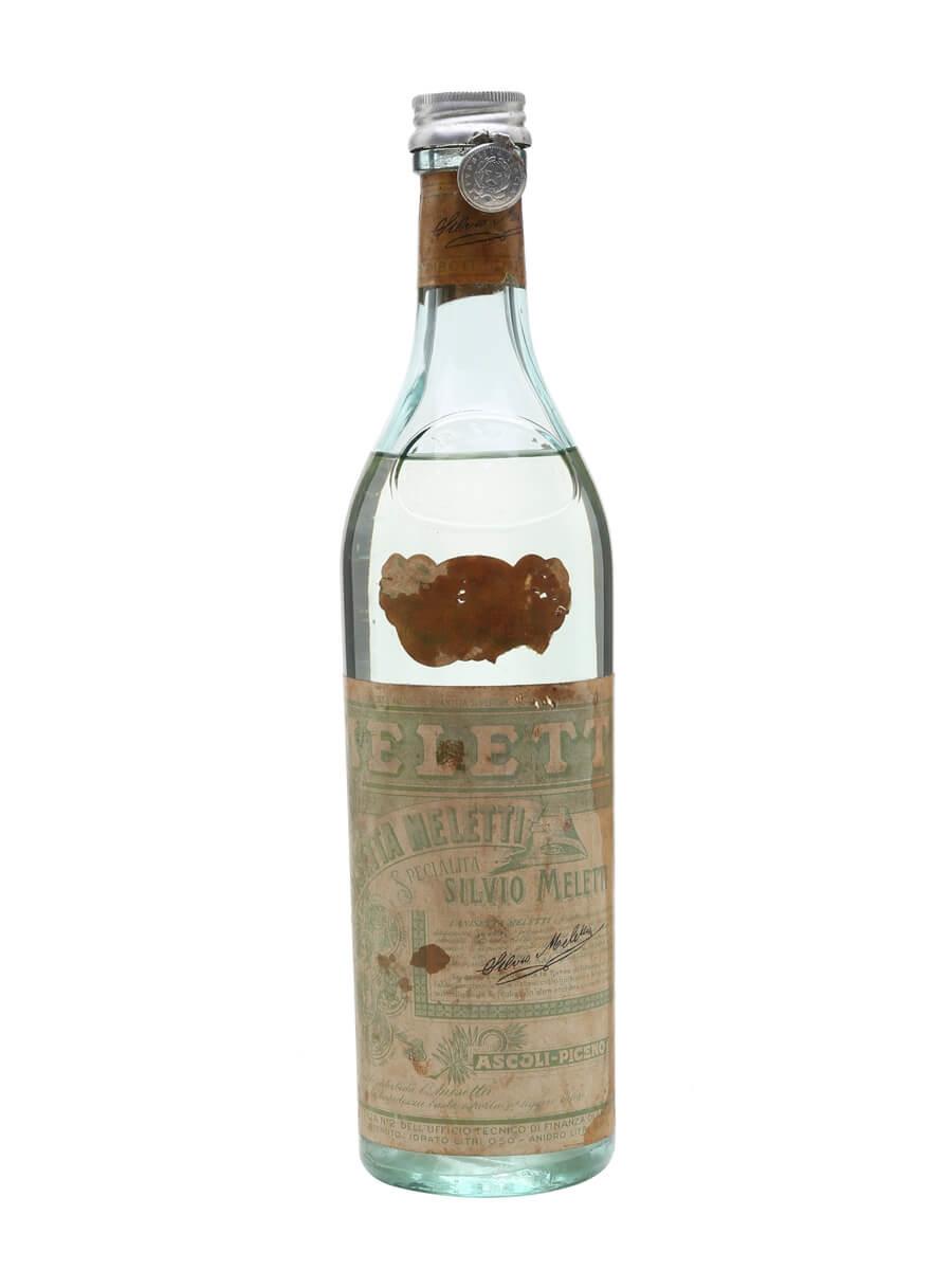 Anisetta Meletti / Bot.1960s / Small Bottle