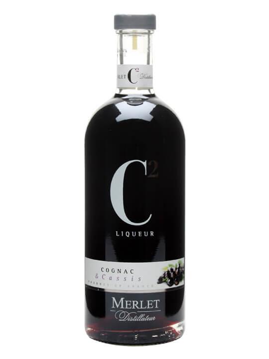 Merlet C2 Cognac & Cassis Liqueur