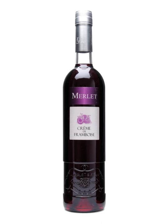 Merlet Creme de Framboise (Raspberry) Liqueur