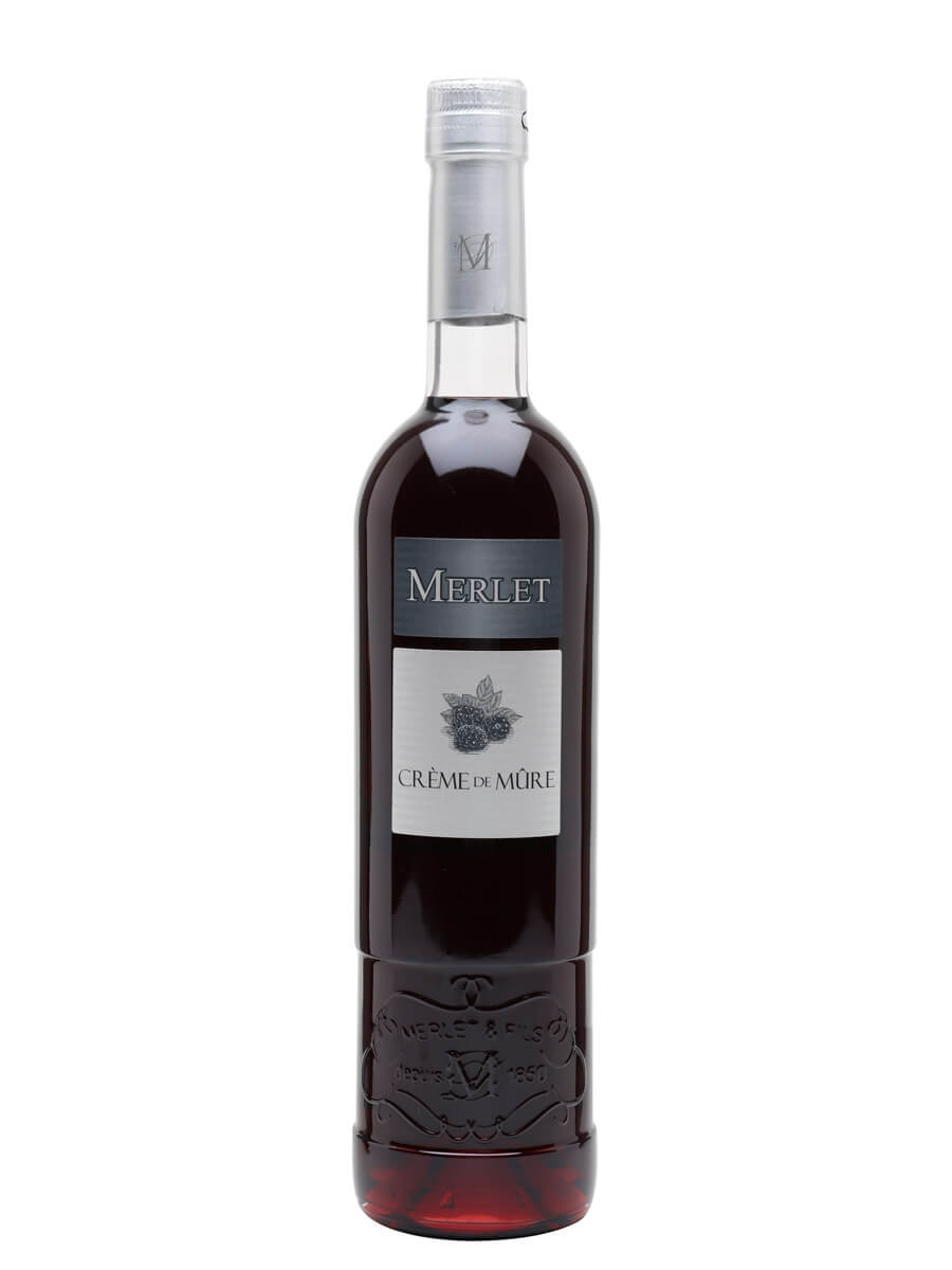 Merlet Creme de Mure (Blackberry) Liqueur