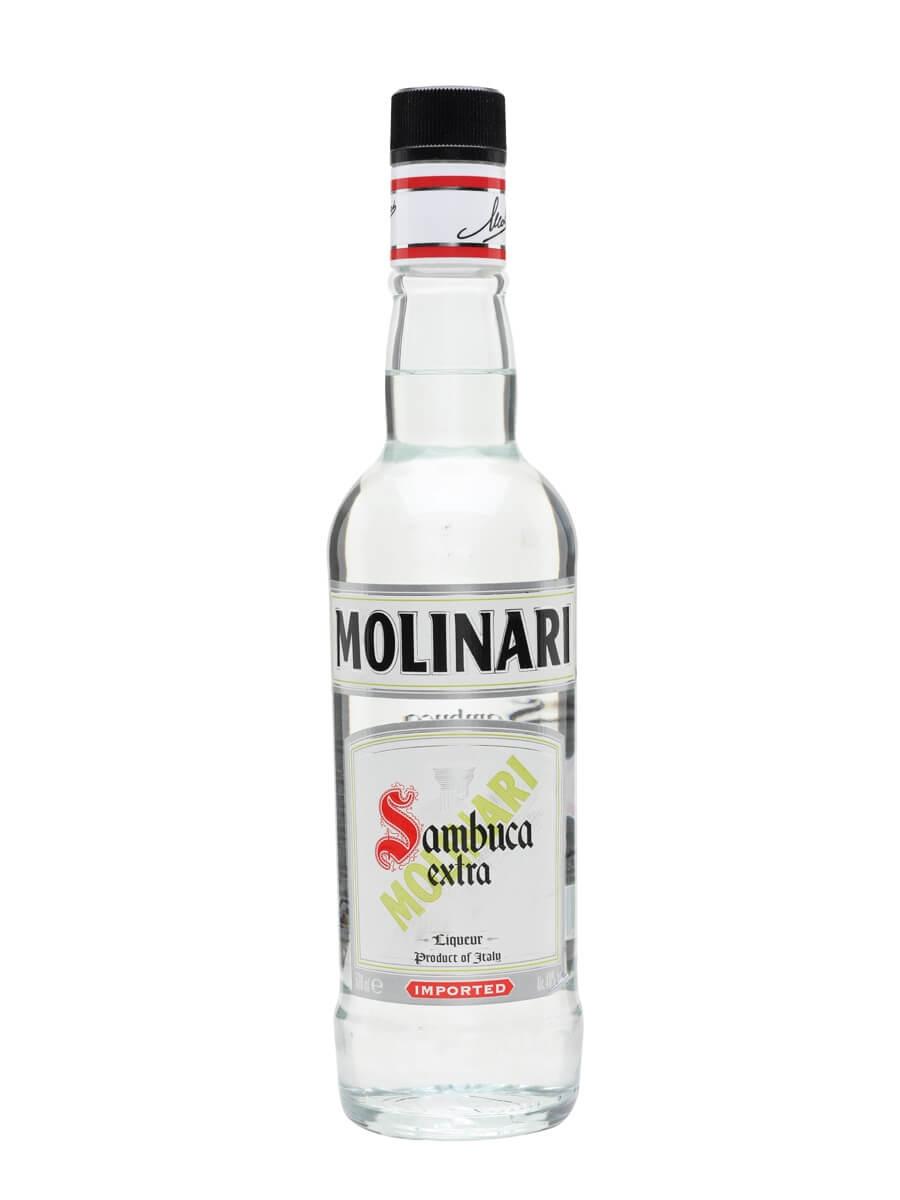 Molinari Sambuca Extra / Half Litre
