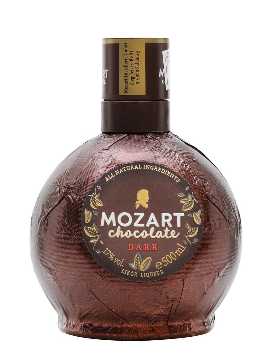 Mozart - White Chocolate Vanilla Cream Liqueur : The Whisky Exchange