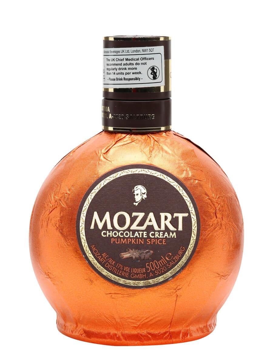 Mozart Pumpkin Spice