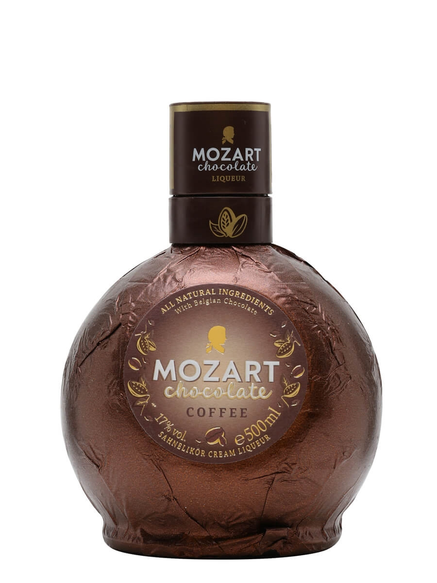 Mozart Coffee Chocolate Cream Liqueur