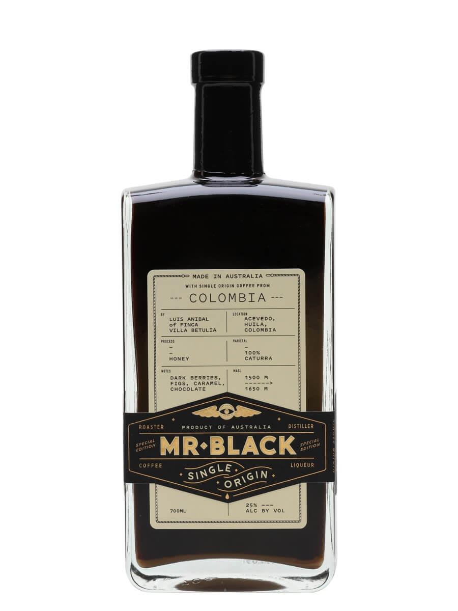 Mr Black Colombia Single Origin Coffee Liqueur