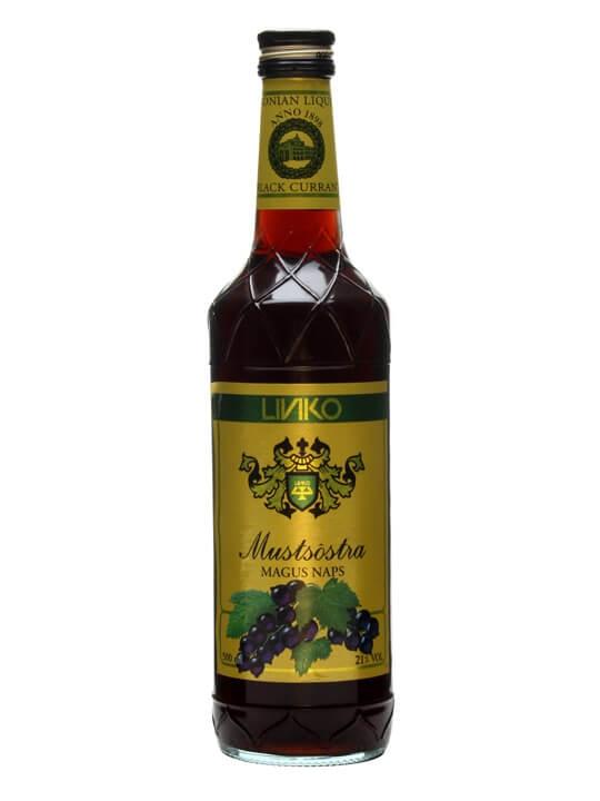 Mustsostra Blackcurrant Liqueur