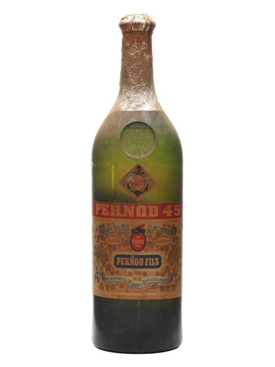 Pernod 45 / Bot.1950s
