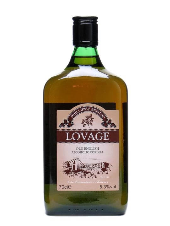 Phillips Lovage (Alcoholic Cordial)