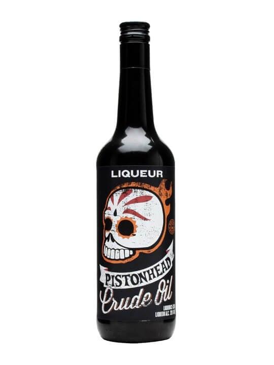 Pistonhead Crude Oil Liquorice Chilli Liqueur