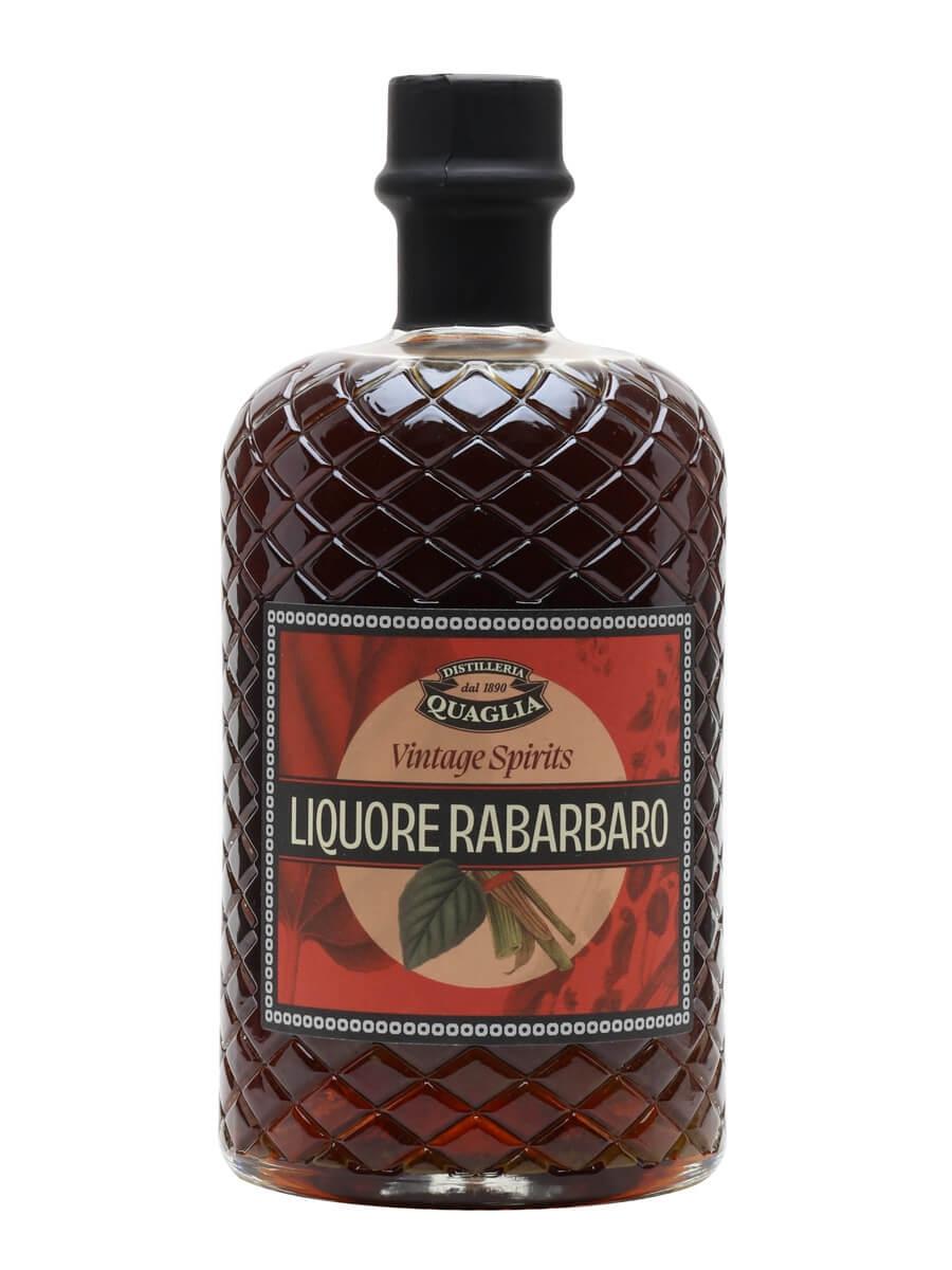 Quaglia Liquore di Rabarbaro