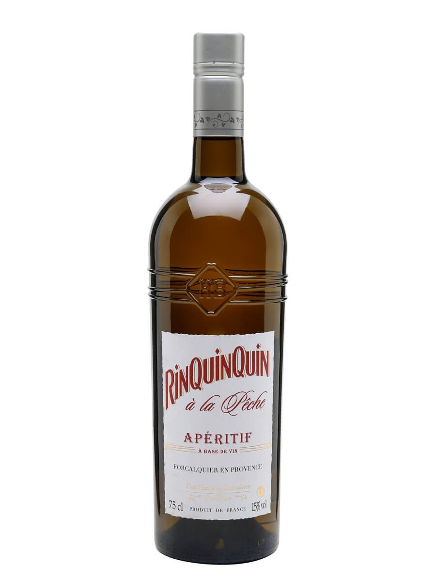 Rinquinquin A La Peche Peach Liqueur The Whisky Exchange
