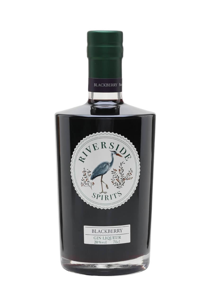 Riverside Spirits Blackberry Gin Liqueur