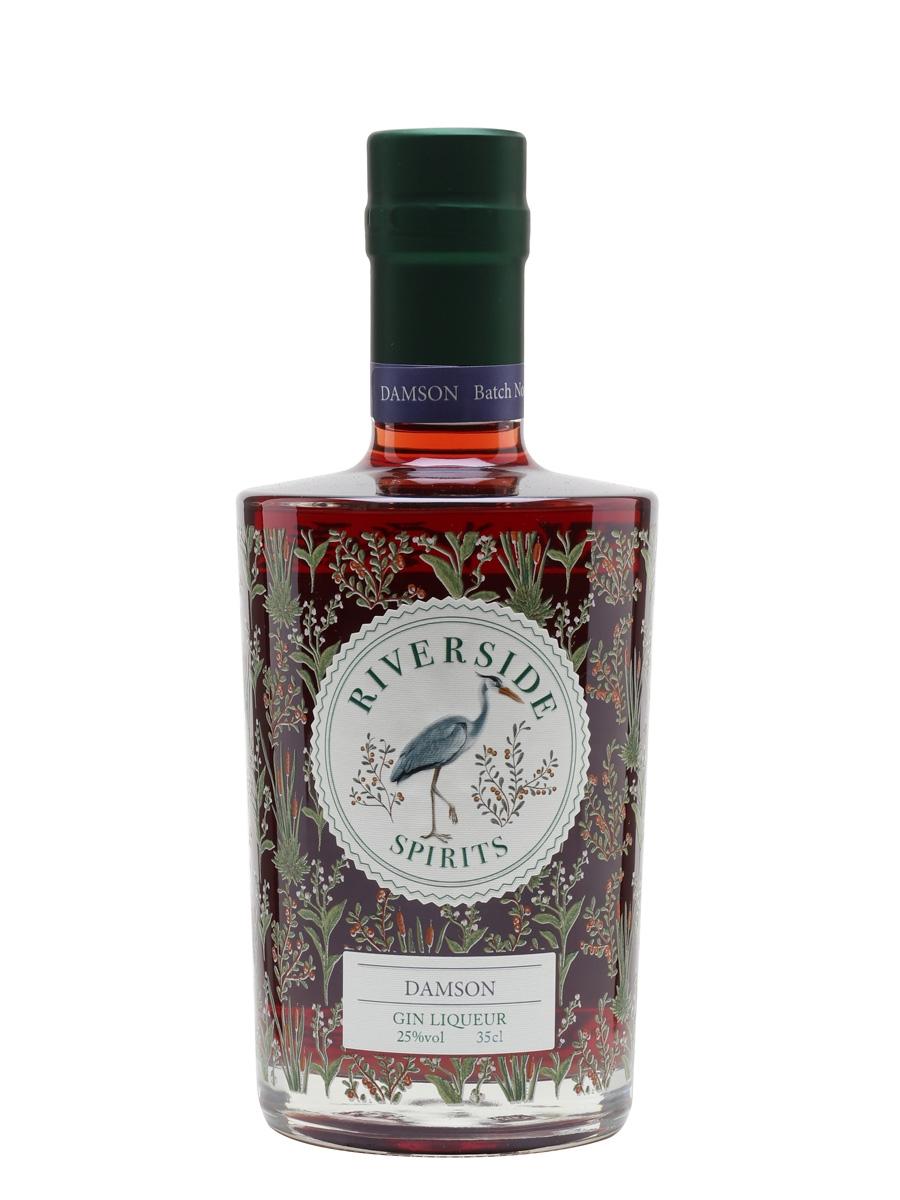 Riverside Spirits Damson Gin Liqueur / Half Bottle