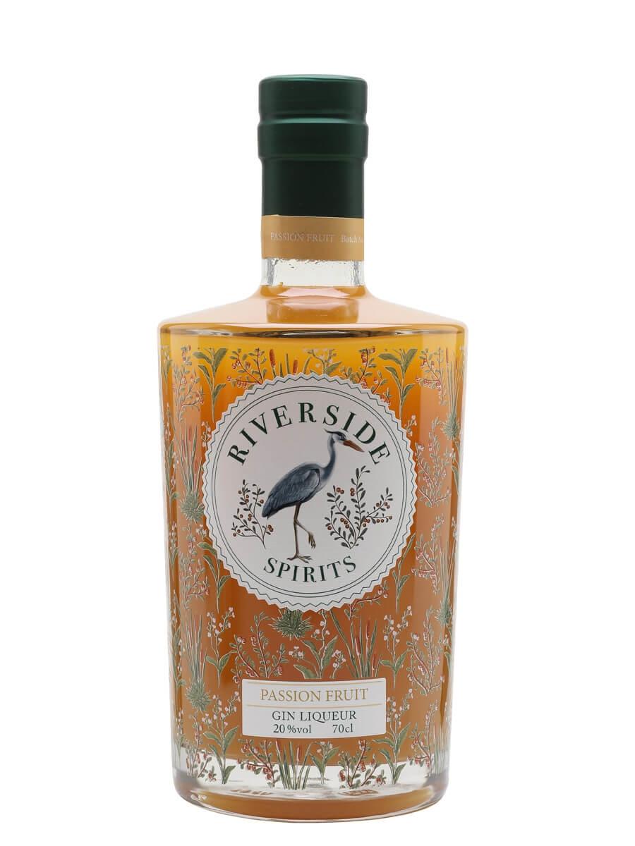 Riverside Spirits Passionfruit Gin Liqueur