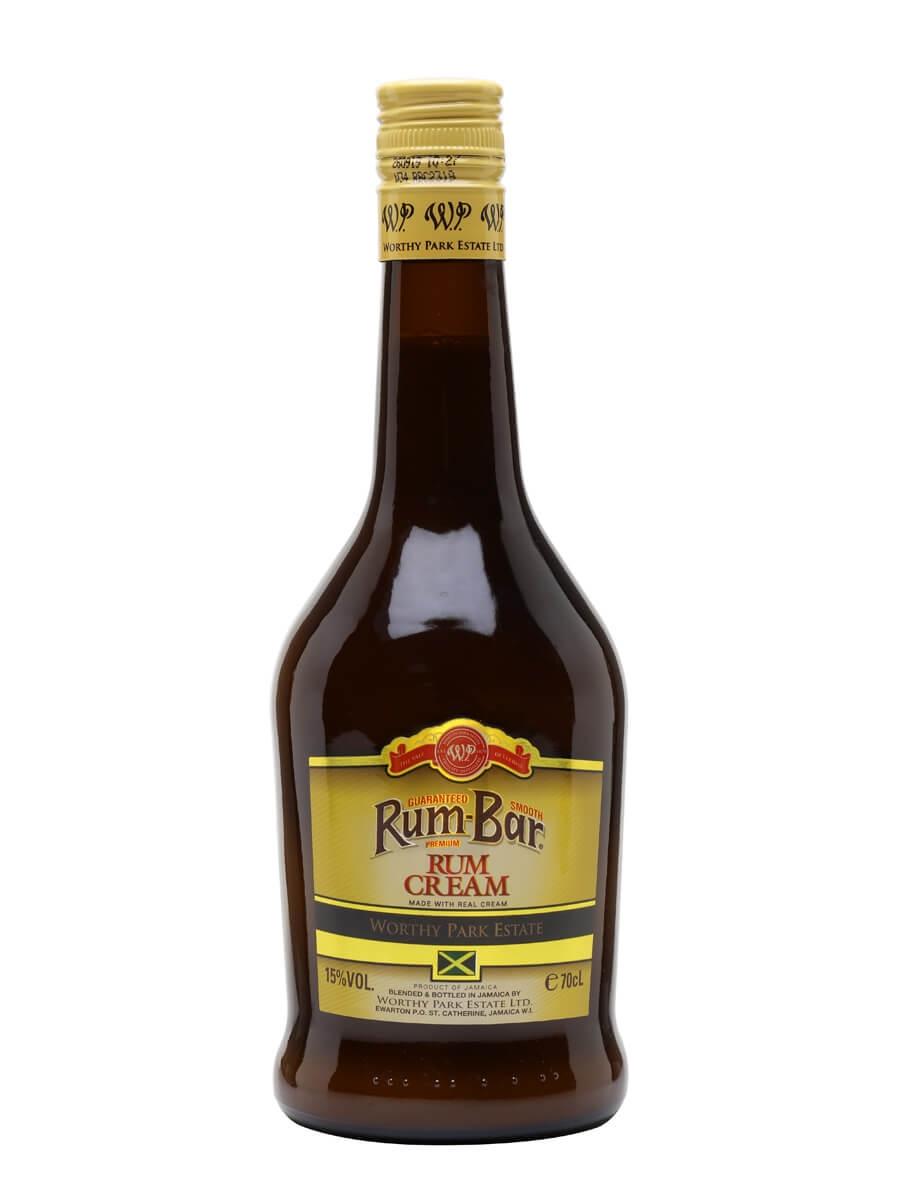 Rumbar Jamaican Rum Cream Liqueur