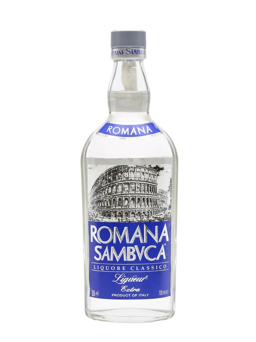 Sambuca Romana : The Whisky Exchange
