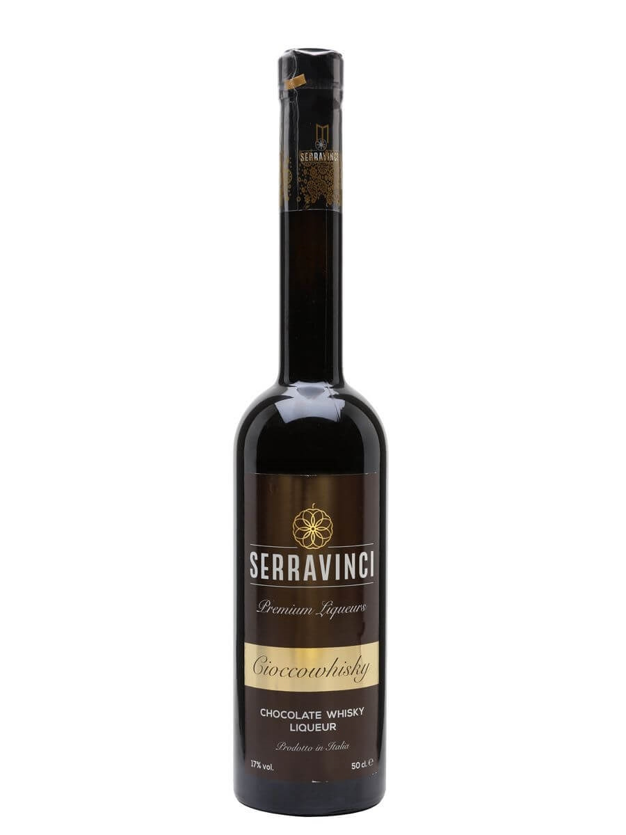 Serravinci Cioccowhisky Liqueur