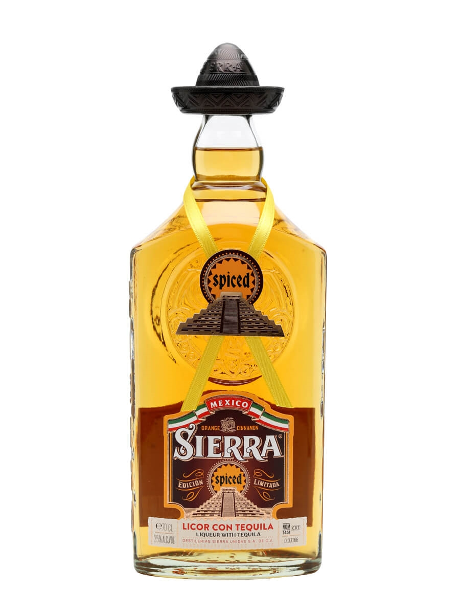 Sierra Spiced Tequila Liqueur The Whisky Exchange
