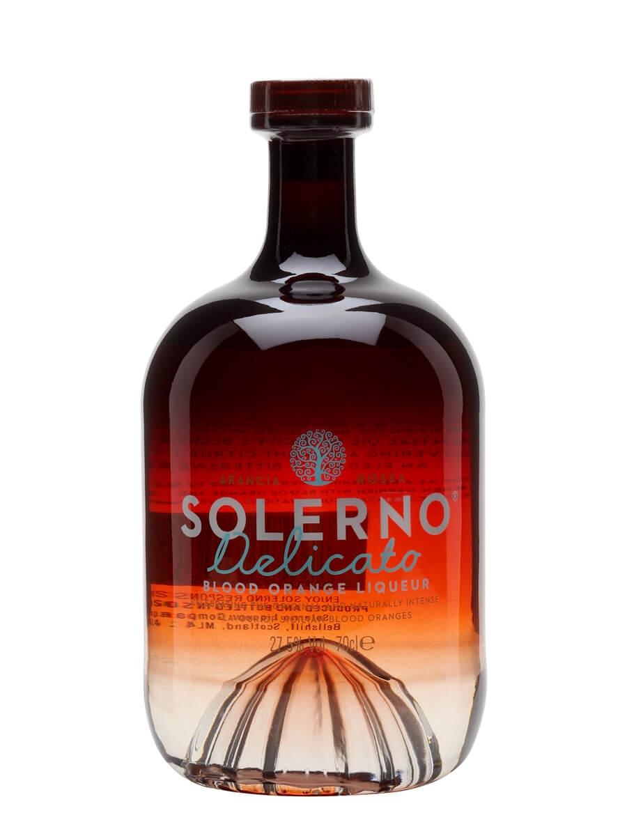 Solerno Delicato Blood Orange Liqueur