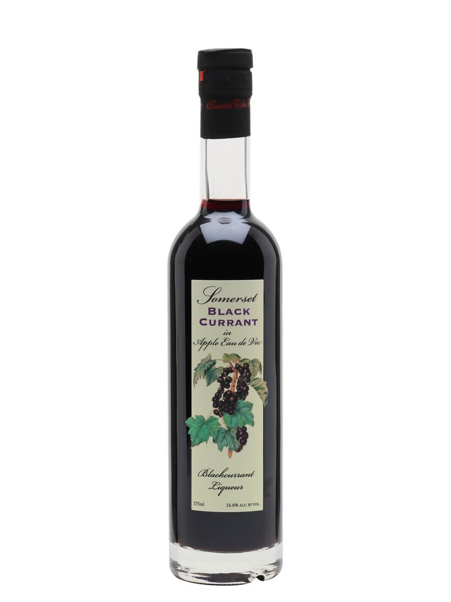 Somerset Blackcurrant Liqueur