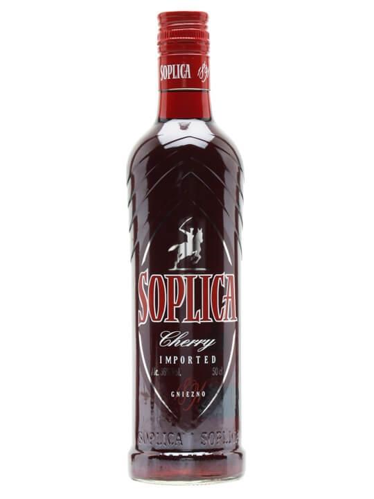 Soplica Cherry Vodka Liqueur The Whisky Exchange