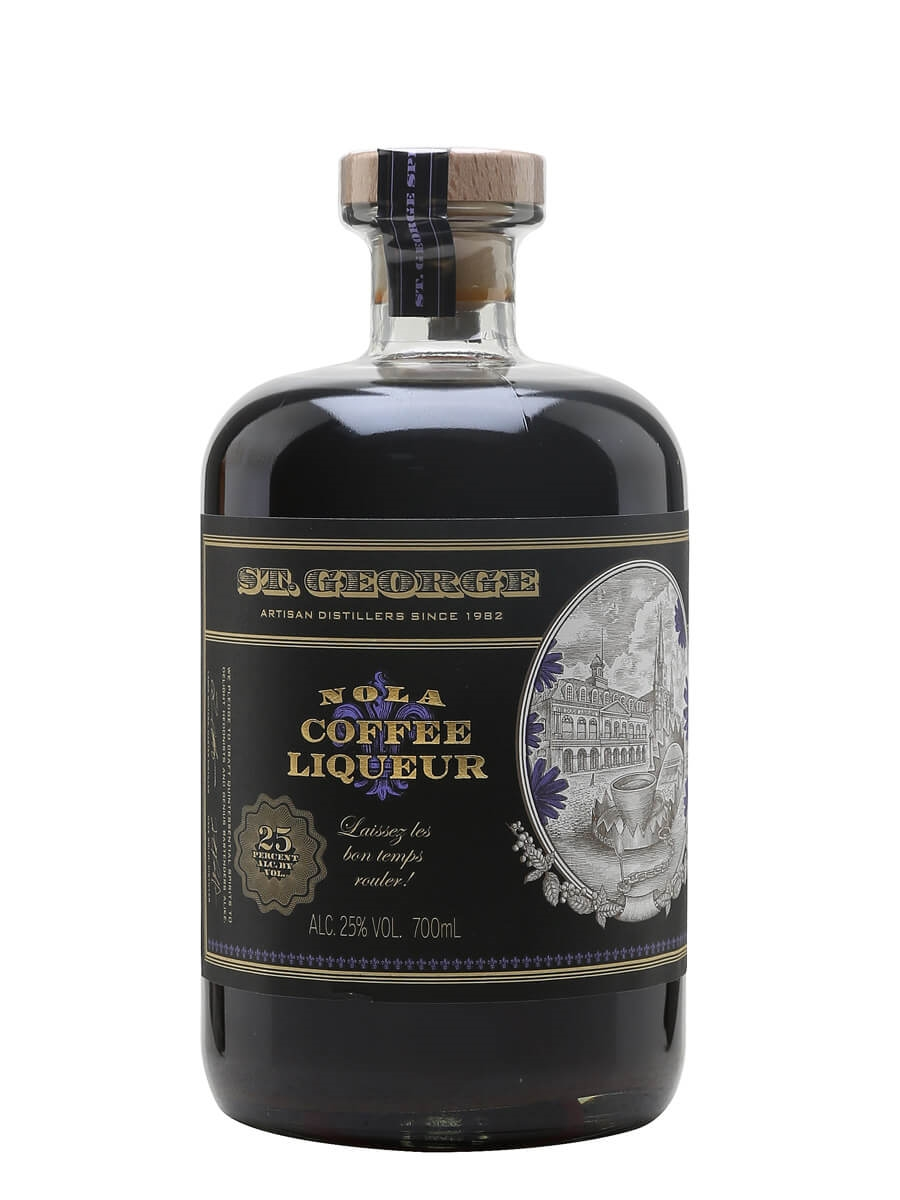 St George Nola Coffee Liqueur : The Whisky Exchange