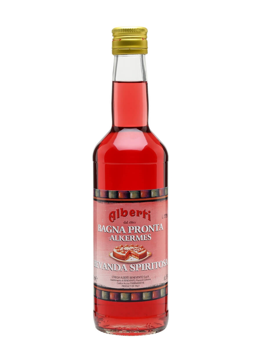 Strega Bagna Pronta Alkermes : The Whisky Exchange