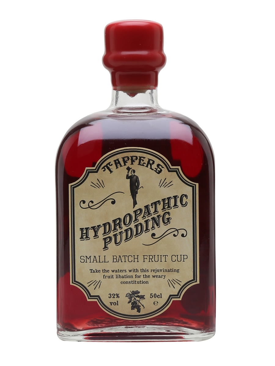 Tappers Hydropathic Pudding Fruit Cup