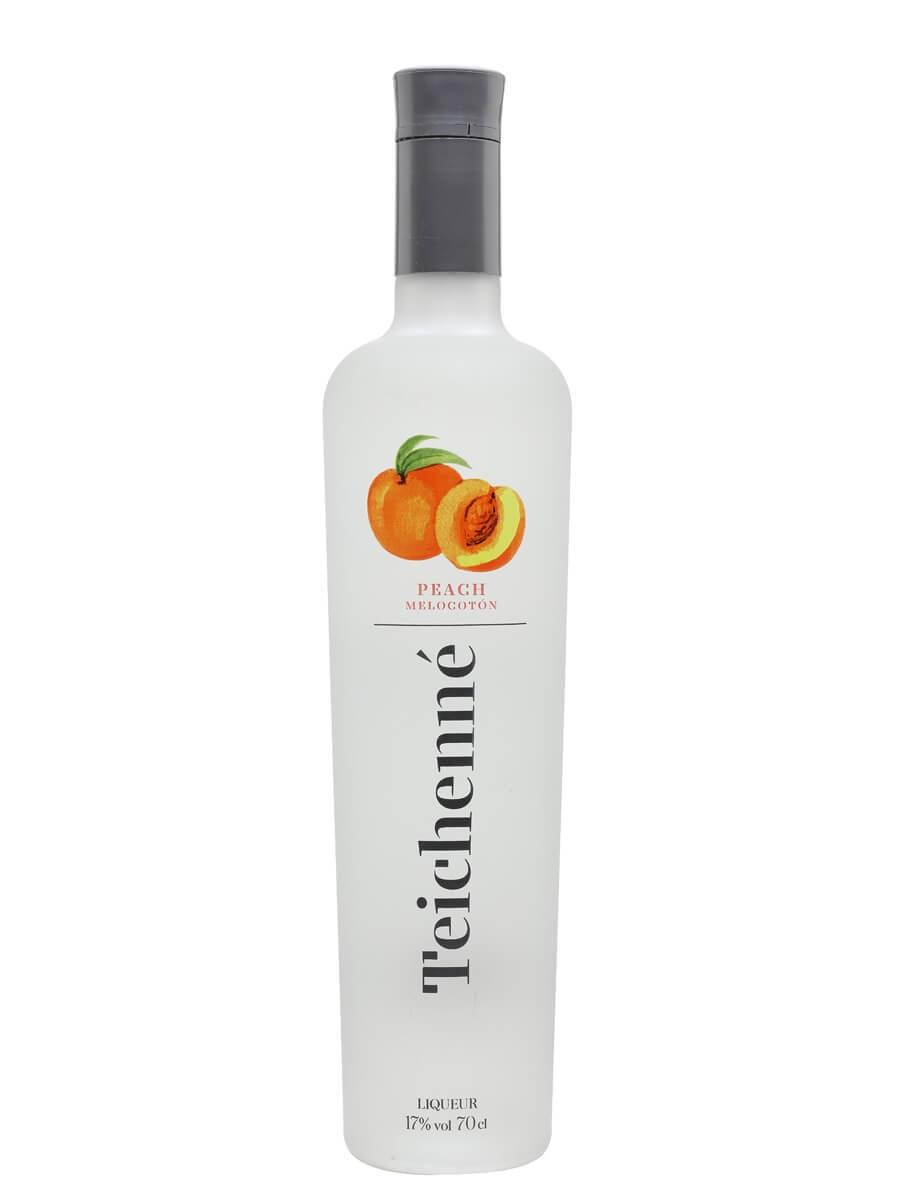 Teichenne Peach Schnapps Liqueur