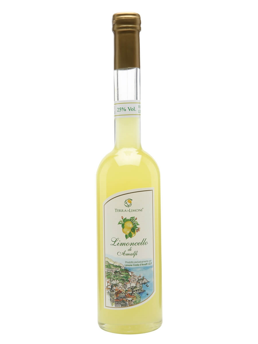 Terra Di Limoni Limoncello Di Amalfi / Half Litre