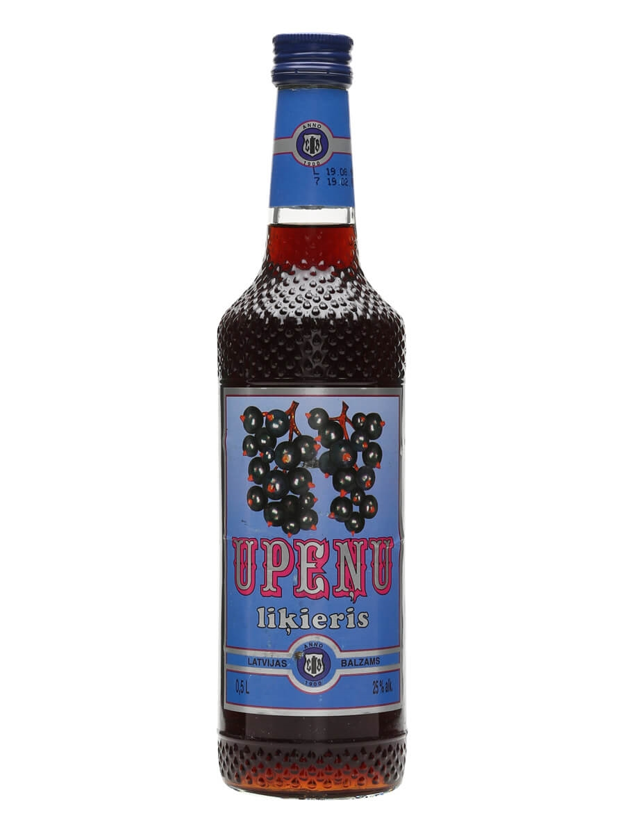 Upenu Liqueur (Blackcurrant) / Latvijas Balzams
