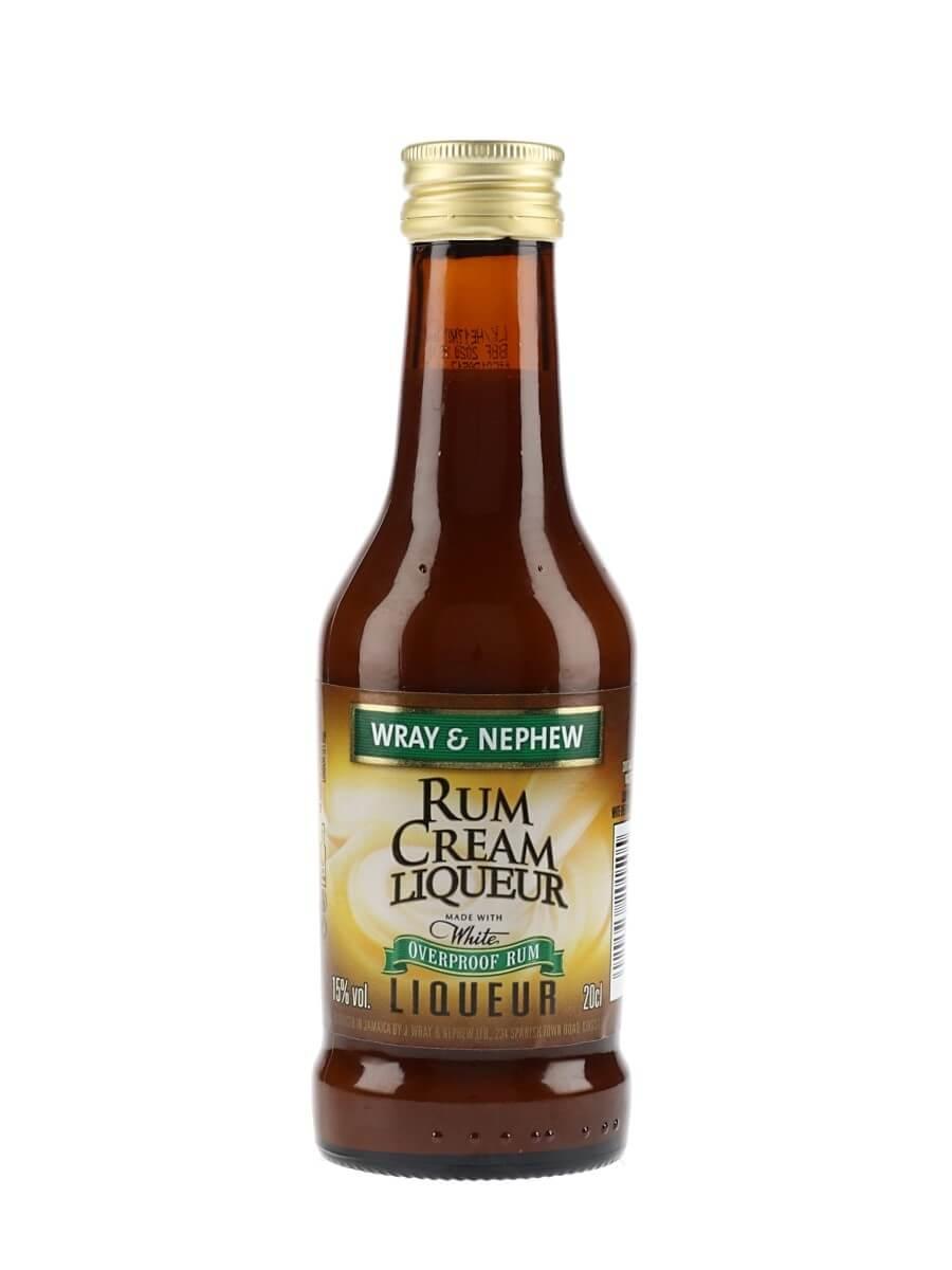 Wray & Nephew Rum Cream Liqueur
