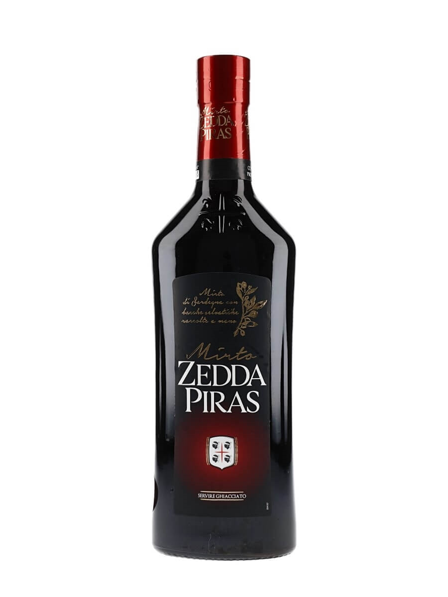Zedda Piras / Mirto Di Sardegna