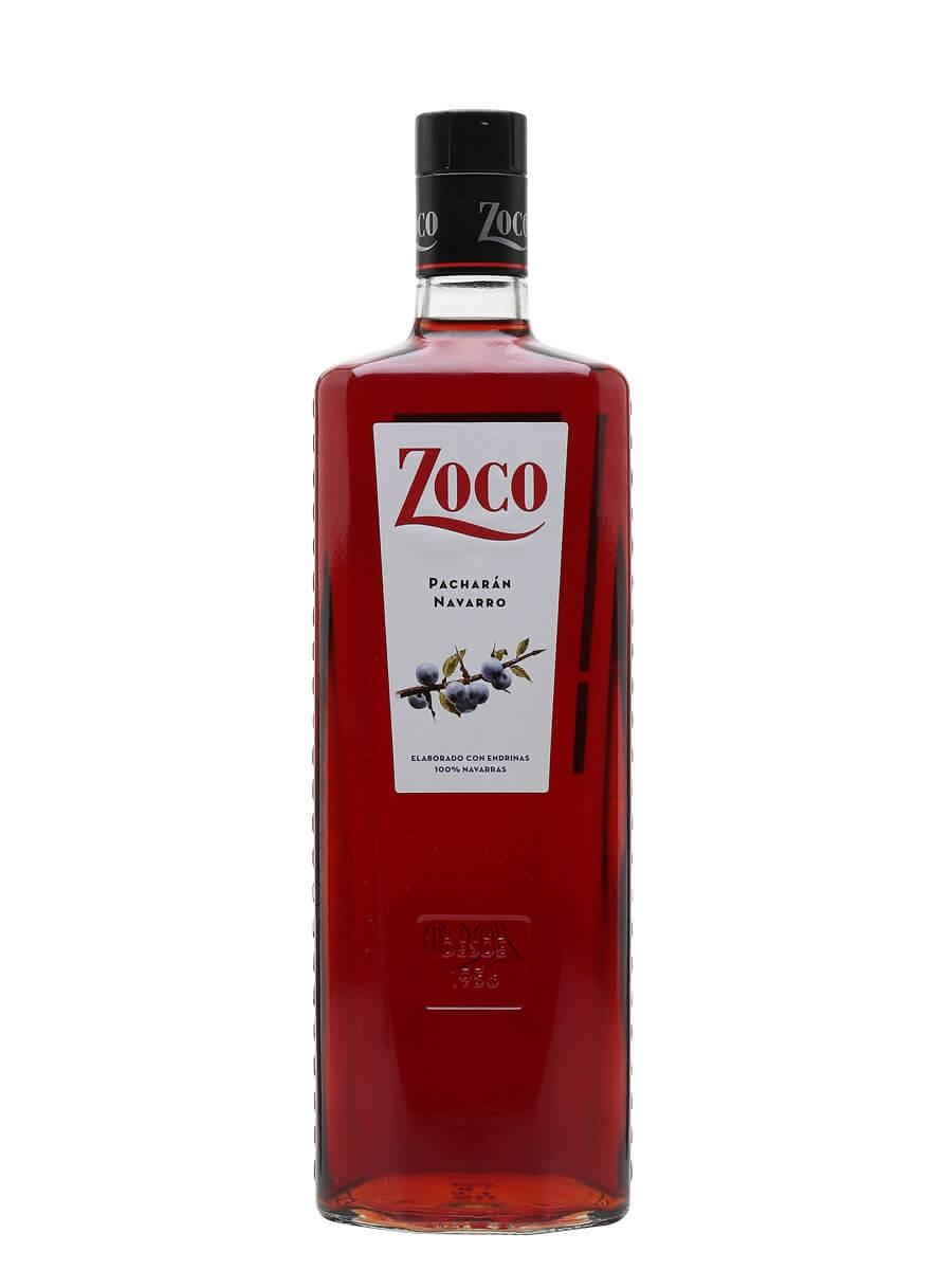 Zoco Pacharan Navarro Liqueur The Whisky Exchange