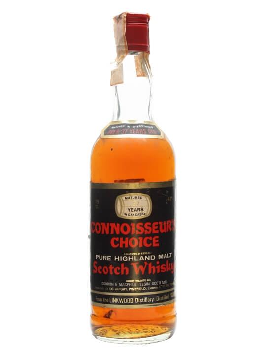 Linkwood 1939 / 37 Year Old / Connoisseurs Choice