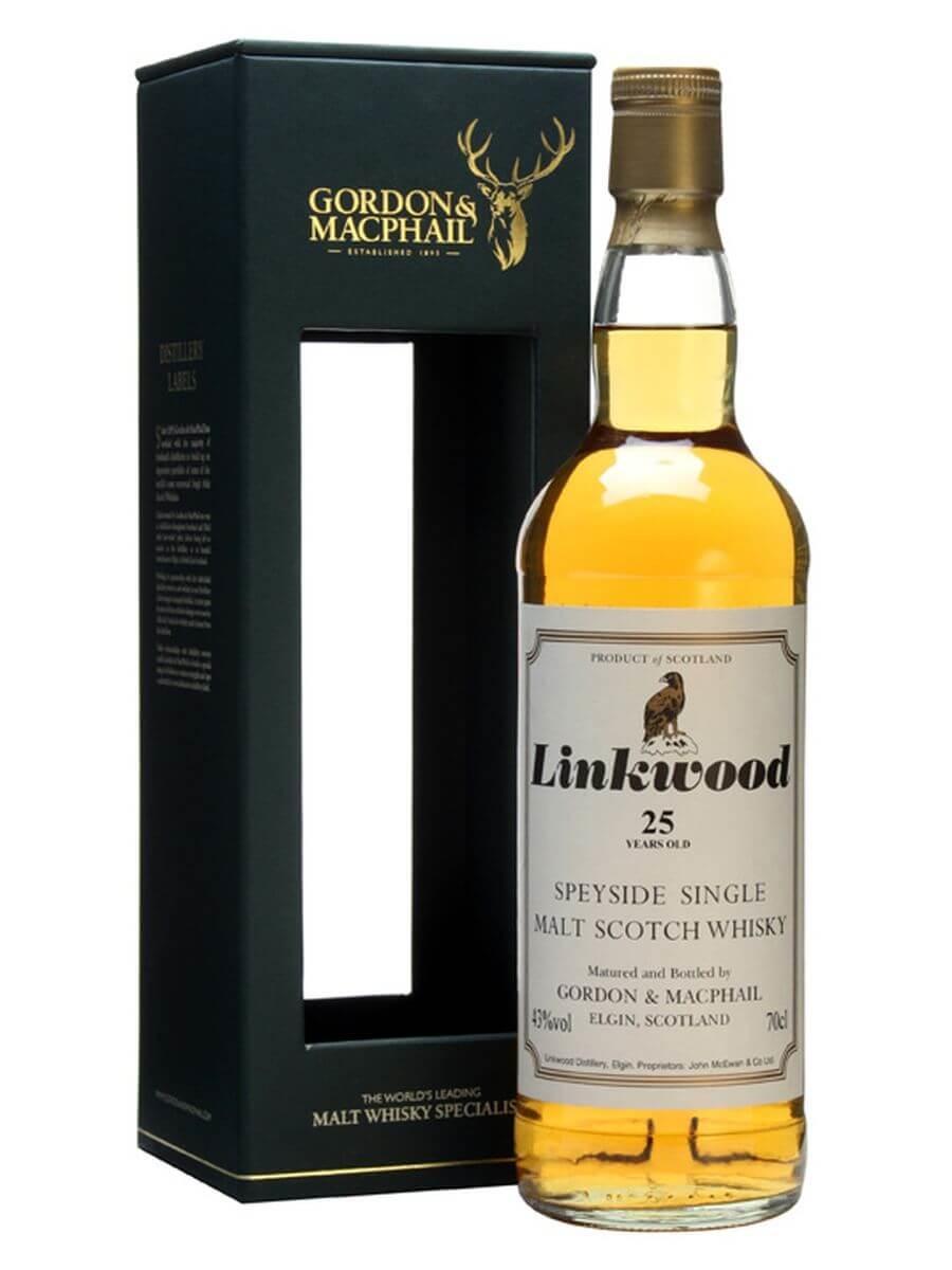 Linkwood 25 Year Old / Gordon & Macphail