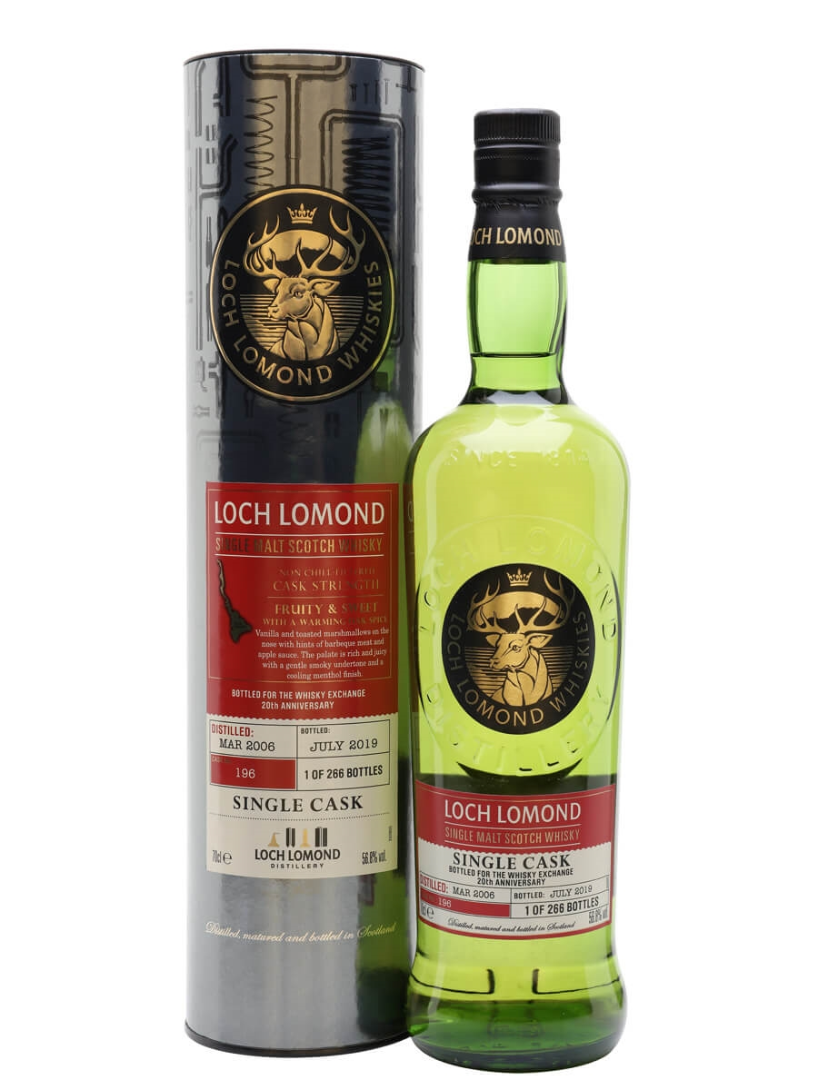 Loch Lomond 2006 Peated / 13 Year Old / Exclusive