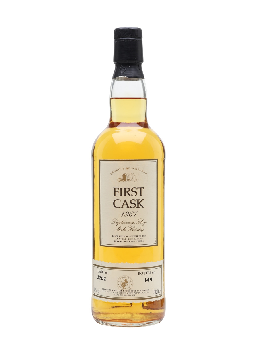 Laphroaig 1967 / 28 Year Old / First Cask
