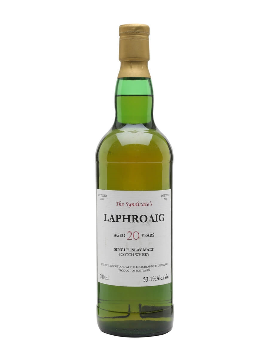 The Syndicate's Laphroaig 1988 / 20 Year Old
