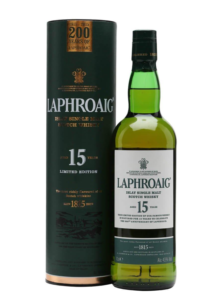 Laphroaig 15 Year Old / 200th Anniversary