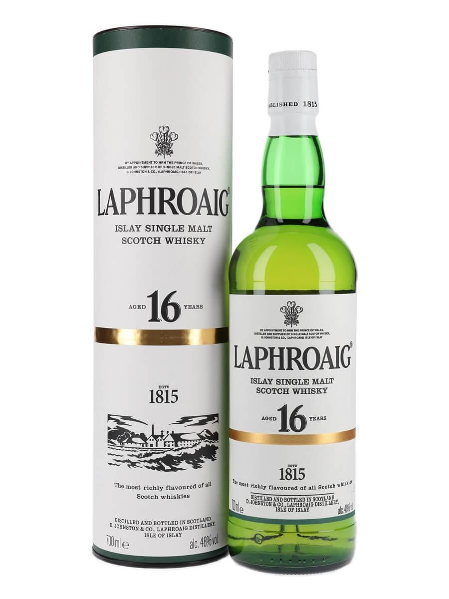 Laphroaig 16 Year Old