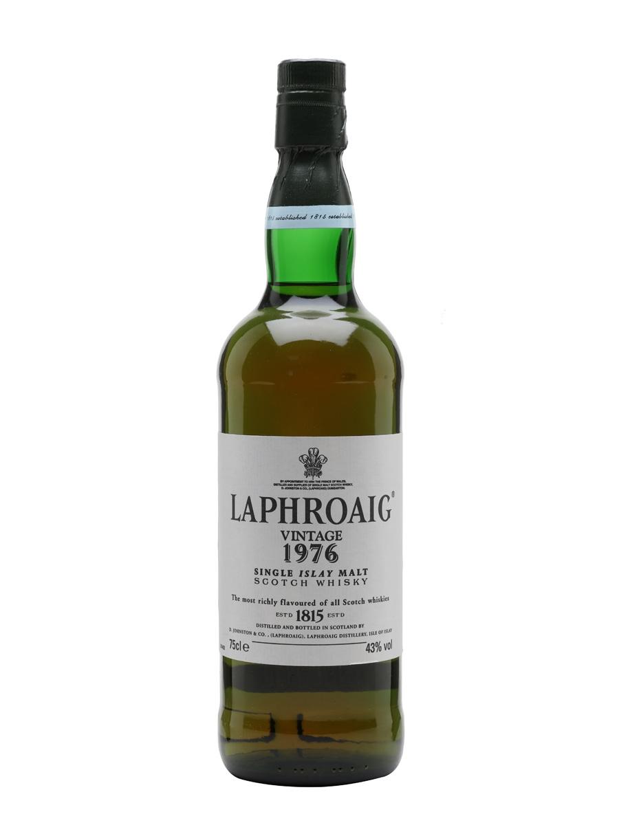 Laphroaig 1976