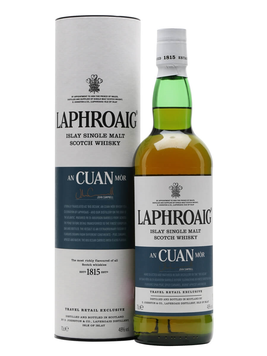Image result for laphroaig an cuan mor