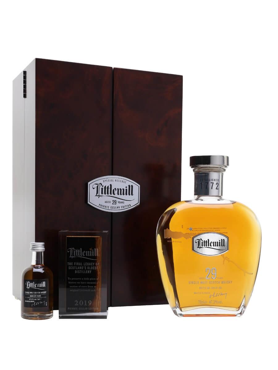 Littlemill 29 Year Old / Private Cellar Edition & Mini