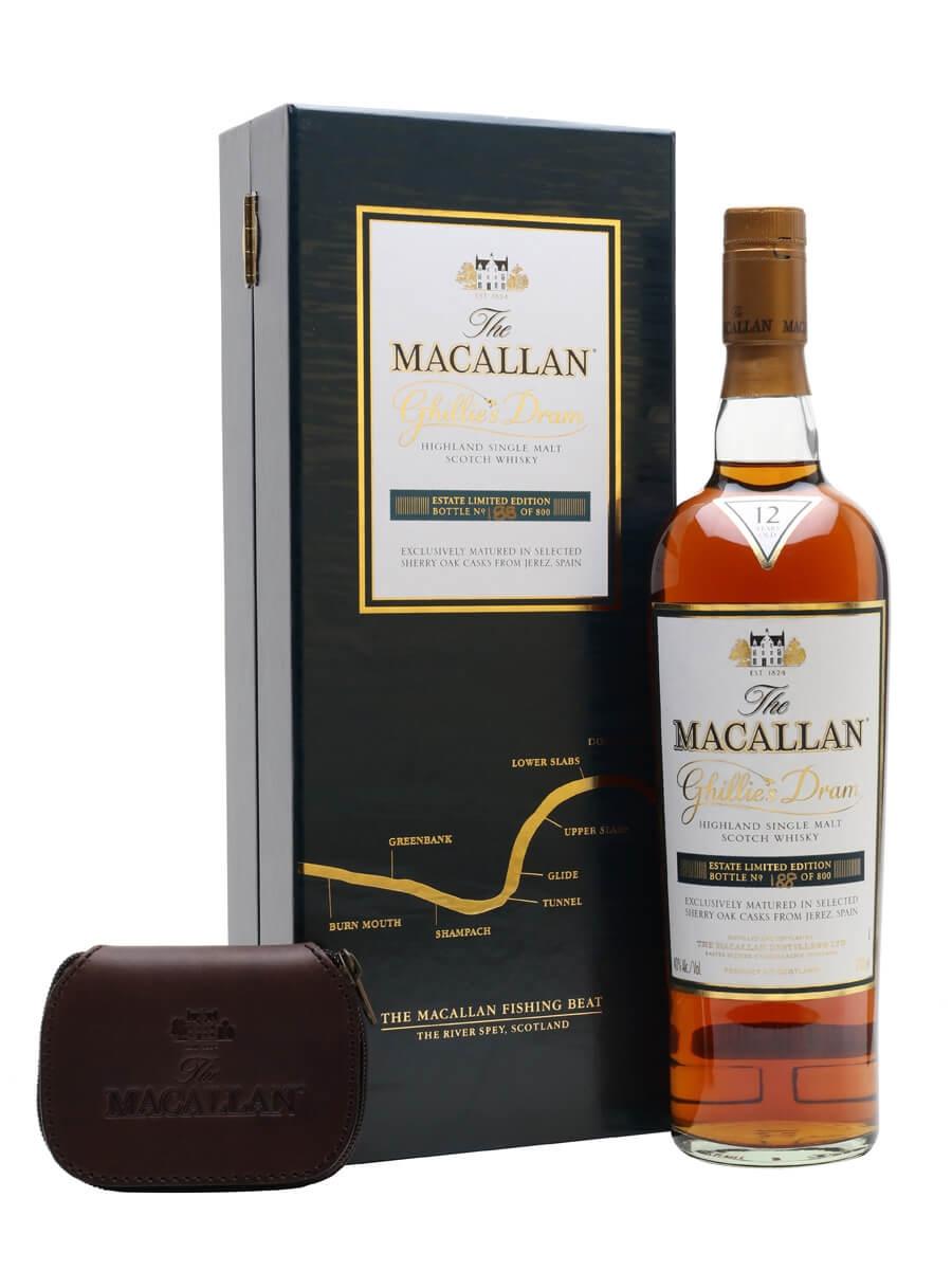 Macallan Ghillies Dram 12 Year Old