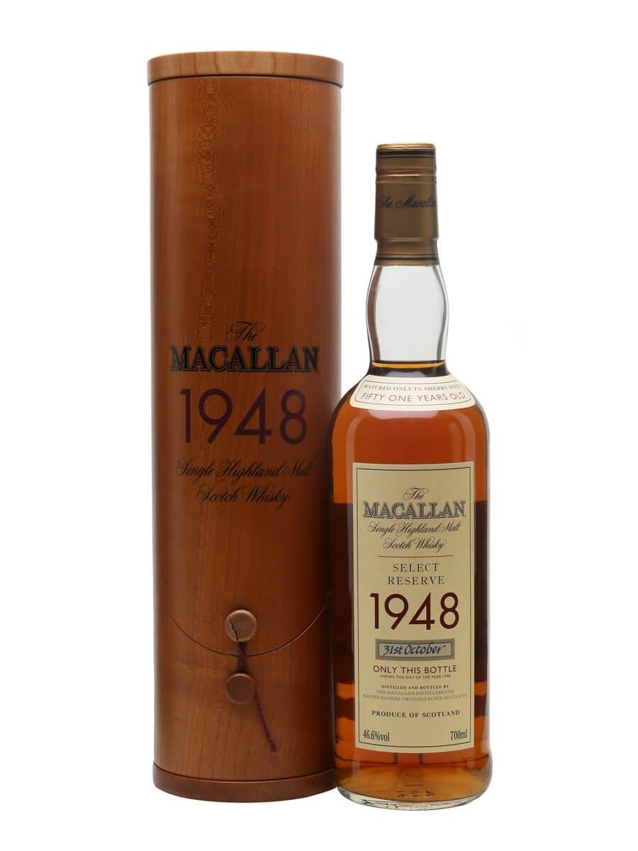 Macallan 1948 / 51 Year Old
