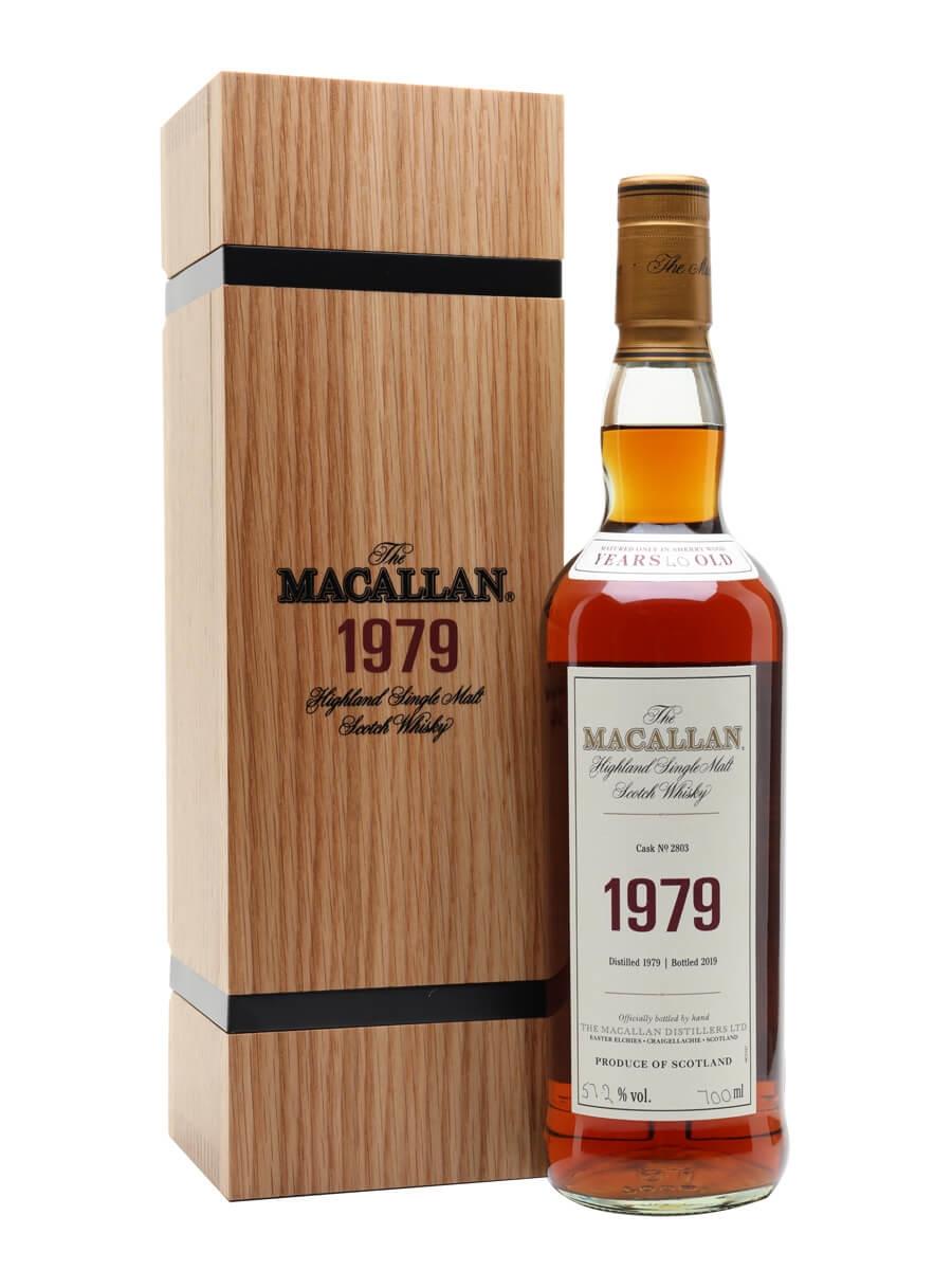 Macallan 1979 / Bot.2019 / Fine & Rare